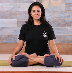 Rajashree Tupe Houston Iyengar Yoga Instructor