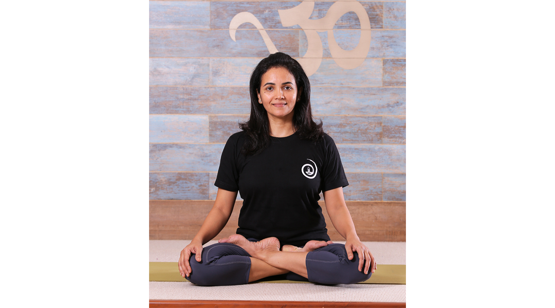 Rajashree Tupe Houston Yoga Teacher